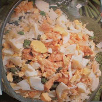 Panela cozer arroz