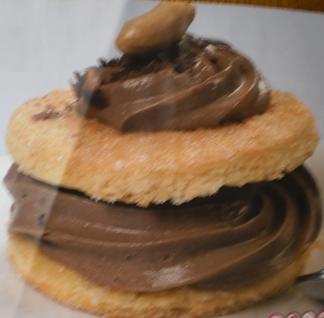 Pequena Delícia de Chocolate