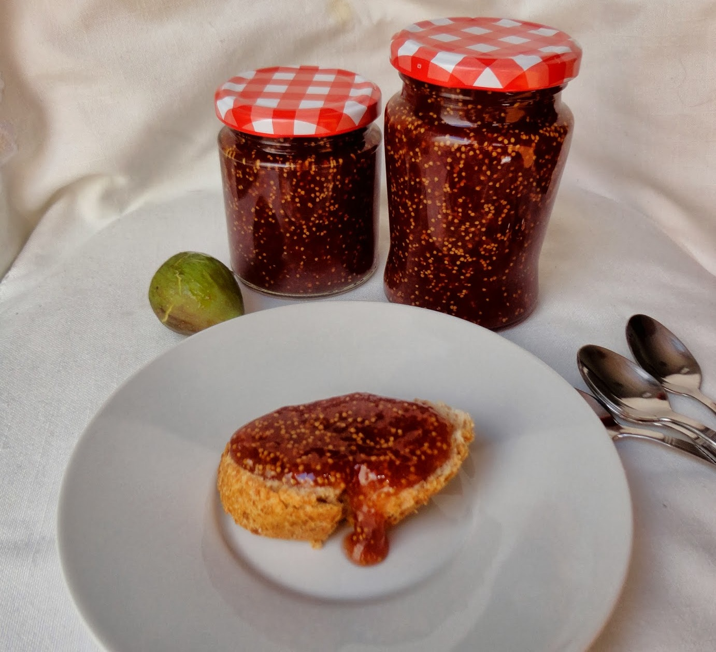 Marmelada de Figos